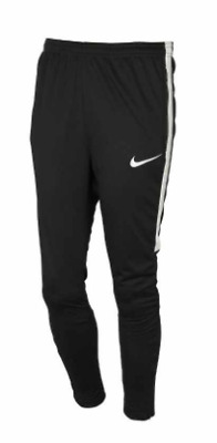 Nike Academy Track Pants Junior Boys Joggers Black White Size 3 Years *REF87