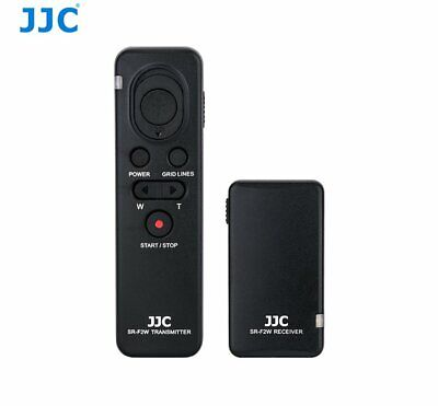 JJC SR-F2W Wireless Remote Controller for Sony cameras and camcorders SLR  _AU