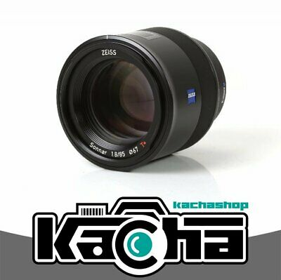 NUEVO Zeiss Batis 85mm f/1.8 Lens for Sony E Mount