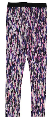 French Connection Multicoloured Leggings Junior Girls Uk Size 9-10 Years *REF86