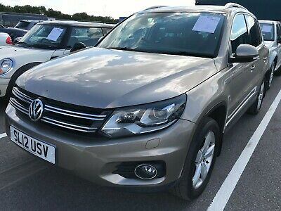 12 Volkswagen Tiguan 2.0 Tdi 140 Bmt Escape 4Motion - 1F/Ownr, Leather, Alloys