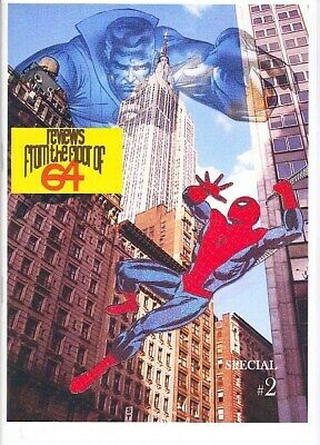 Past Perfect Christmas Special #2 Fantastic Summer Special 1968 Cloak Spider-Man