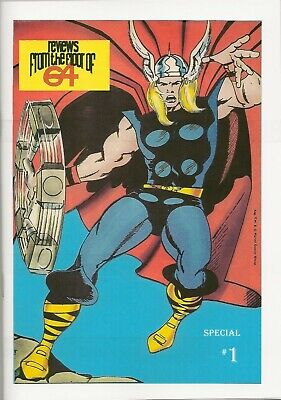 Past Perfect Christmas Special #1 Fantastic Annual 1968 Thor X-Men Iron Man