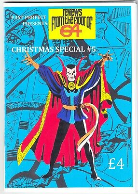 Past Perfect Christmas Special #5 Terrific Annual 1969 (Spoof) Avengers Ant-Man