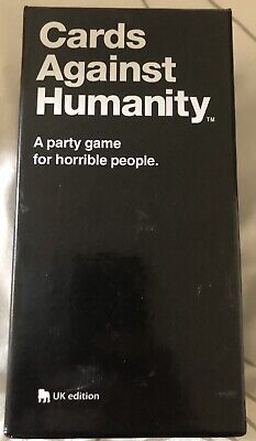 Cards Against Humanity Card Game - UK Edition