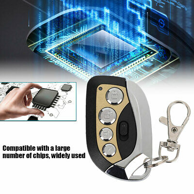 Garage Door Remote Control Opener For Liftmaster Transmitter 270-433MHz 4 Button