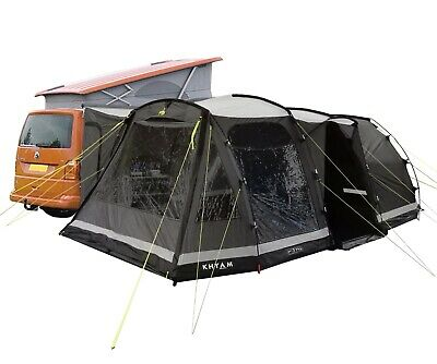 New KHYAM KAMPER XC 2 or 4 Man Drive Away Campervan Awning RRP £649.99