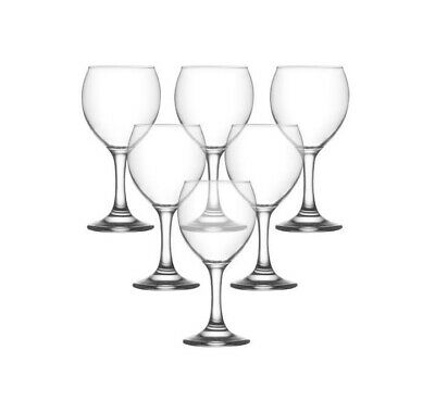 Lav Gin & Tonic Balloon Glasses Set of 6 645ml Large Glassware Boxed