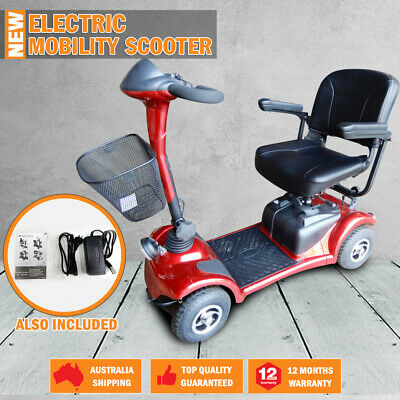 NEW Electric Mobility Scooter – Latest Model 40AH Batteries Long Distance