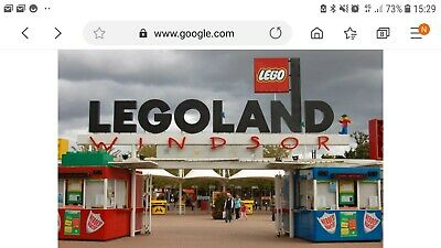 LEGOLAND WINDSOR TICKETS - Wednesday 3TH JUNE 2019