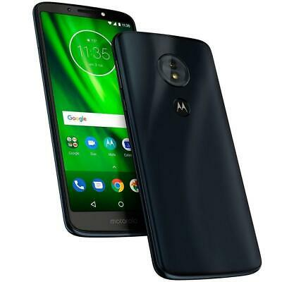 Motorola Moto G6 Forge XT1922-9 16GB Cricket Only Android Smart Cellphone BLUE