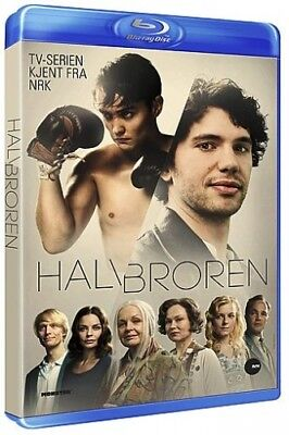 Halvbroren / The Half Brother Norway Family Saga 8 Episodes English Subs Bluray