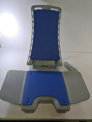Drive Medical Bathlift Bellavita Drive Blue 308 Pound Capacity  Made in Germany