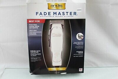 Andis Fade Master with Fade Blade Hair Clipper - 01690 35Q11