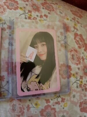 MOMO - TWICE - Fancy You 7th Mini Album - Official Photocard
