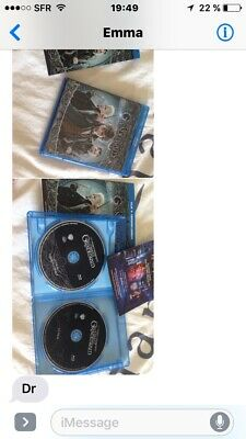 DVD blu-ray Harry Potter les animaux fantastiques