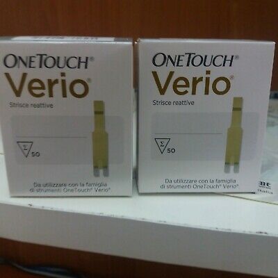 One touch verio strisce