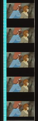 Nausicaa of the Valley of the Wind 35mm Film Cell strip very Rare c153