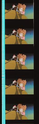 Nausicaa of the Valley of the Wind 35mm Film Cell strip very Rare c112