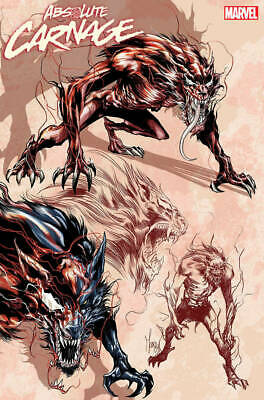 Absolute Carnage #2 (Of 5) Checchetto Young Guns Var Ac 9/4/19