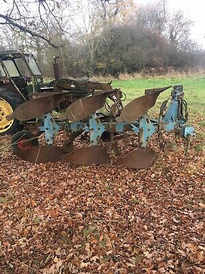 Ransomes TS109 Reversable Plough Tractor