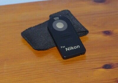 NIKON ML-L3 Infrared IR Wireless Remote Shutter Control For  NIKON D80