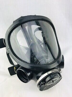 3M Full Face Size Medium Silicone Respirator Mask 7890 7886 7890 7885B 7880