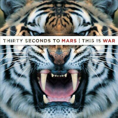 30 Seconds to Mars-This Is War (UK IMPORT) CD NEW