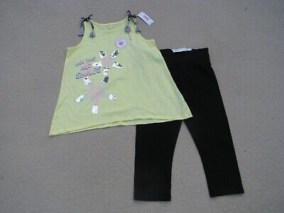 NWT Justice Girls Outfit Gem Tank Top//Embroidered Maxi Skirt  Size 8 10 12 14 16