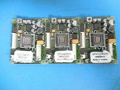 Zeiss Humphrey 20VC34055 CCD Camera PCB (Lot of 3)