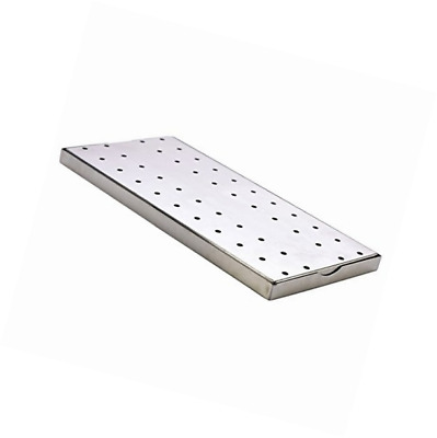 Genware NEV-SSDT3020 Drip Tray, Stainless Steel, 30 cm x 20 cm