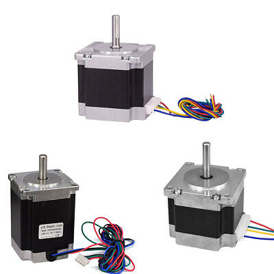 57 Stepper Motor NEMA 23 High Torque Motor 45/56/76mm for Reprap 3D Printer CNC