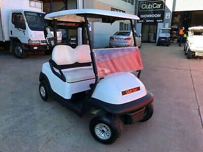 MELBOURNE - 2015 Club Car PRECEDENT 48V Electric Golf Cart Buggie Buggy