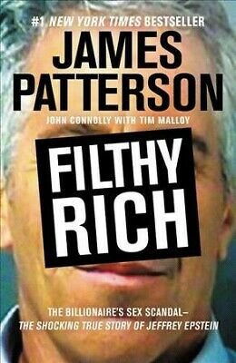 Filthy Rich, Paperback by Patterson, James; Connolly, John; Malloy, Tim (CON)...