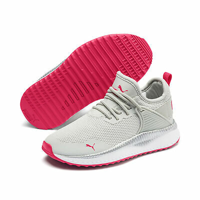 PUMA Pacer Next Cage Metallic Little Kids' Shoes Girls Shoe Kids