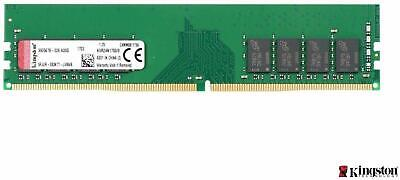 Kingston ValueRAM 8GB DDR4 2400MHz 288 Pin CL17 Desktop Memory Ram Single Stick