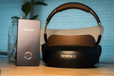 Royole Moon 3D Virtual Mobile Theater, Black #RY0102NANB2