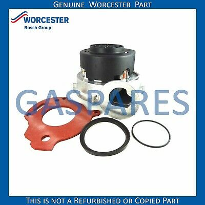 Worcester Greenstar Gas Spare Fan Assembly Part No 8716118443 - 87161184430
