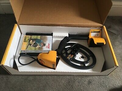 Garrett ACE 250 Metal Detector with 6.5x9 Proformance Coil - Used Twice!