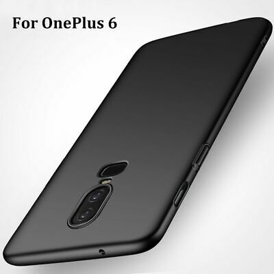 Luxury Phone Case Back Cover Shockproof Protective Shell For OnePlus 6
