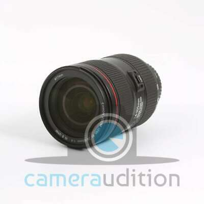 Genuino Canon EF 24-105mm f/4L IS II USM Lens Mark 2 (White Box)