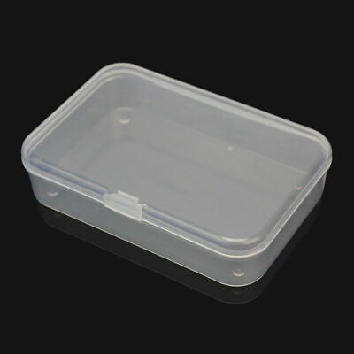 Plastic Storage Box Playing Cards Case Business Card Card Holder Boxes DECO W7W3