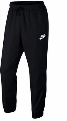 Nike Tricot Tape Junior Girls Tracksuit Pants Bottoms Black UK Size XLG *REF18