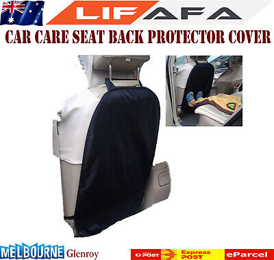 Car Auto Care Seat Back Protector Cover For Children Kick Mat Mud Clean