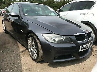 58 Bmw 320D 2.0 Edition M Sport - Satnav, Leather, Alloys, P/Sensrs