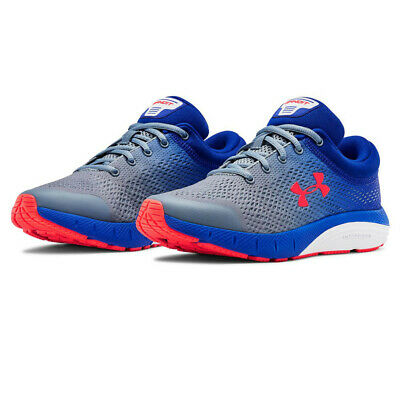 Under Armour Boys GS Bandit 5 Running Shoes Trainers Sneakers - Blue Sports