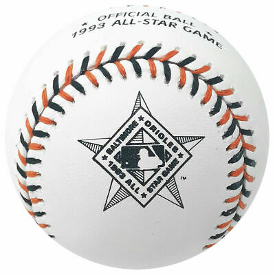 Rawlings 1993 All Star Official MLB Game Baseball Baltimore Orioles Boxed