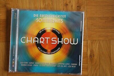 VARIOUS - Die Ultimative Chartshow-Sommer Hits - (CD)