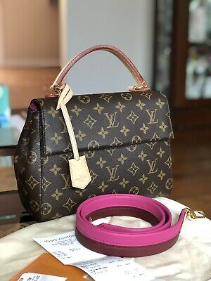 ff52afb91a6 BRAND NEW AUTHENTIC Louis Vuitton Cluny BB Monogram