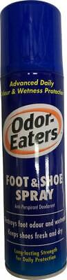 BNWT Odor Eaters 24 Hour Odour Anti Perspirant Foot And Shoe Spray 150 ML VS325